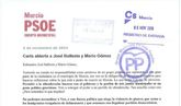 Carta abierta a José Ballesta y Mario Gómez