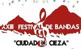 El XXIII Festival de Bandas 'Ciudad de Cieza' destinará la recaudación a Yo Nemanlínica
