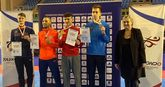 El Club Taekwondo Mazarrón brilla a bronce en el Open Internacional de París