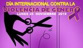 El 25 de Noviembre conmemoramos el Día Internacional contra la violencia de género