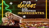 'Tus deseos son nuestros ingredientes', la nueva campaña de navidad de Subway