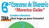 Se convoca el VI Concurso Literario 'Morerica Galán'