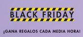 Descuentos y premios cada media hora para celebrar Black Friday en Nueva Condomina