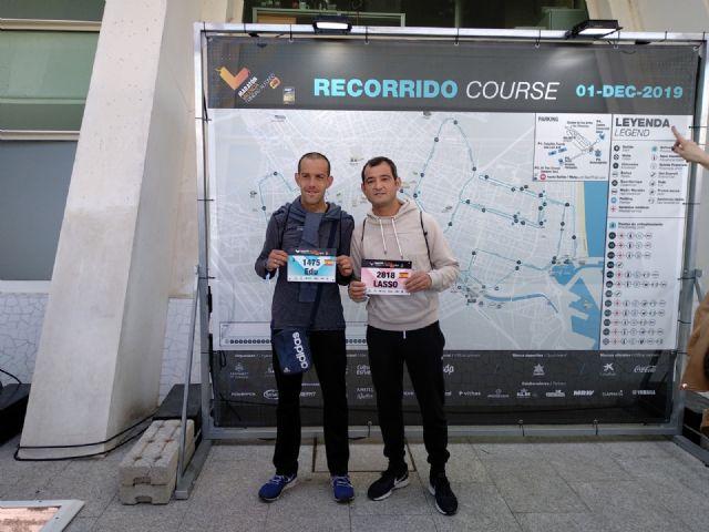Edu Lucas del CAT recibió un reconocimiento en la gala CorrePorMurcia - 5