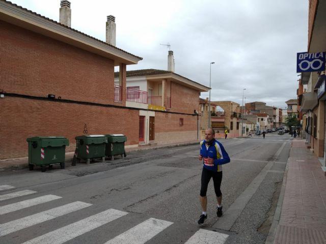 El CAT estuvo presente en el campeonato regional de 5km celebrado en Totana y en el Ultramaratón de Almería - 5