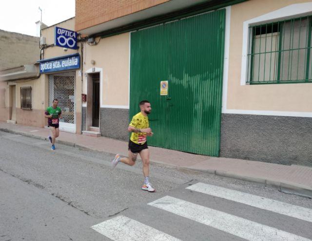 El CAT estuvo presente en el campeonato regional de 5km celebrado en Totana y en el Ultramaratón de Almería - 8