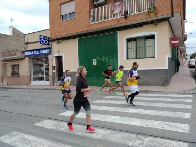 El CAT estuvo presente en el campeonato regional de 5km celebrado en Totana y en el Ultramaratón de Almería - 12