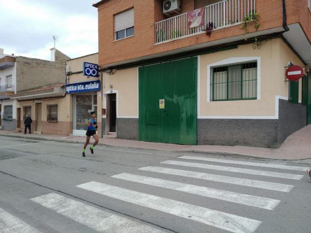 El CAT estuvo presente en el campeonato regional de 5km celebrado en Totana y en el Ultramaratón de Almería - 13