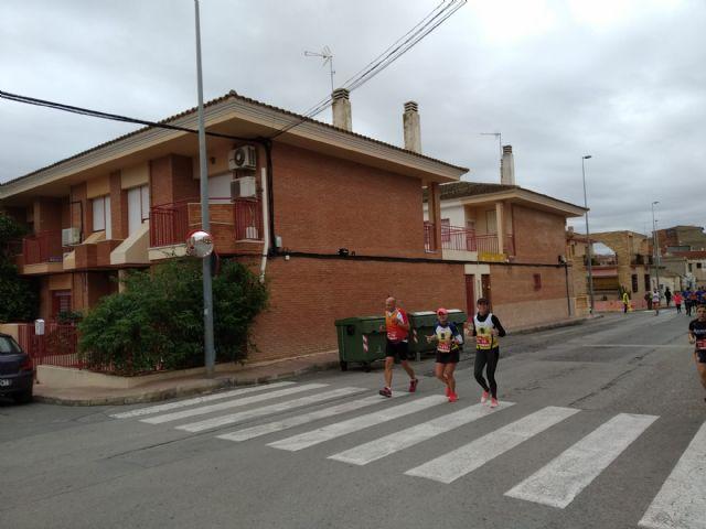 El CAT estuvo presente en el campeonato regional de 5km celebrado en Totana y en el Ultramaratón de Almería - 14