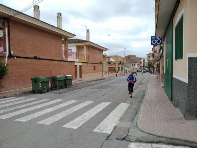 El CAT estuvo presente en el campeonato regional de 5km celebrado en Totana y en el Ultramaratón de Almería - 19