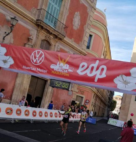 El CAT participó en cuatro pruebas este domingo subiendo al podio en los 21Km de la Murcia Maratón - 3