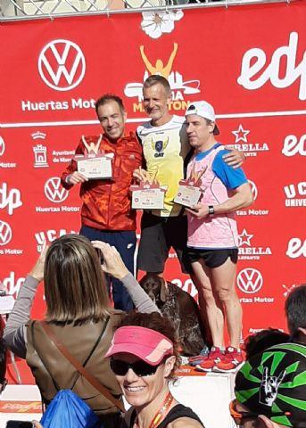 El CAT participó en cuatro pruebas este domingo subiendo al podio en los 21Km de la Murcia Maratón - 5