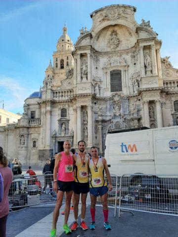 El CAT participó en cuatro pruebas este domingo subiendo al podio en los 21Km de la Murcia Maratón - 6