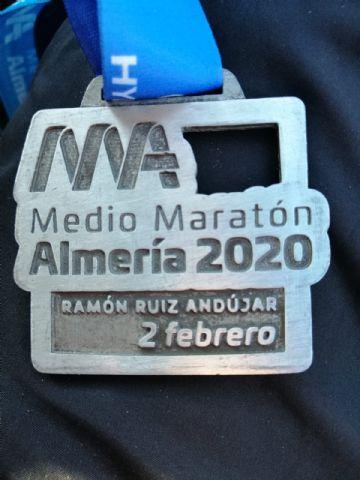 El CAT participó en cuatro pruebas este domingo subiendo al podio en los 21Km de la Murcia Maratón - 14