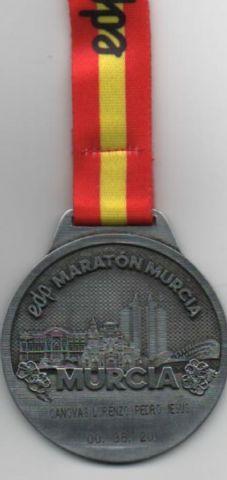 El CAT participó en cuatro pruebas este domingo subiendo al podio en los 21Km de la Murcia Maratón - 16