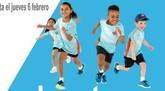 La Fase Local de Jugando al Atletismo de Deporte Escolar este s�bado 8 de febrero