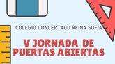 V jornada de puertas abiertas Colegio Reina Sofía