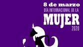 Se promueve una moción de los grupos municipales Ganar Totana-IU, PP, PSOE y Mixto para conmemorar el Día Internacional de la Mujer, el 8 de marzo