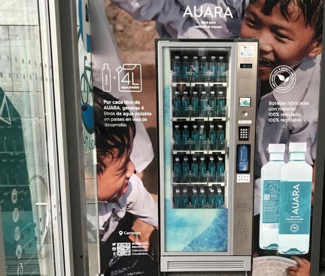 La colaboración entre AUARA y Selecta en 2019 genera 860.000 l. de agua potable en países en desarrollo - 1, Foto 1