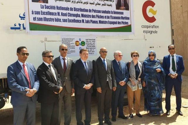 España y Mauritania destacan la importancia de alcanzar un acuerdo satisfactorio de pesca con la Unión Europea - 1, Foto 1