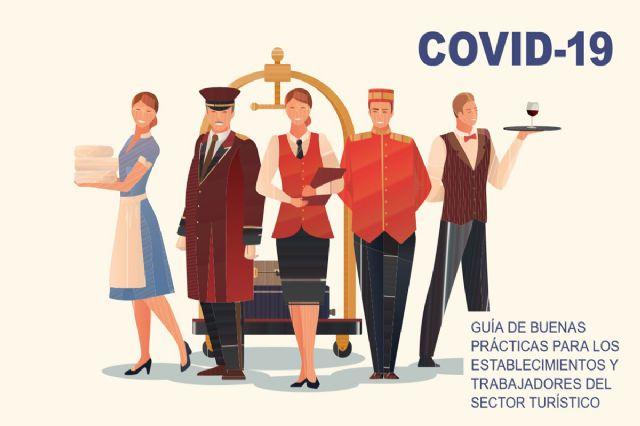 Guía de buenas prácticas para el sector turístico y sus trabajadores frente al COVID-19 - 1, Foto 1