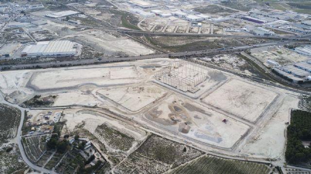 El Mosca reafirma su actividad en el sector de la logística con su nueva sede en la Región de Murcia - 1, Foto 1