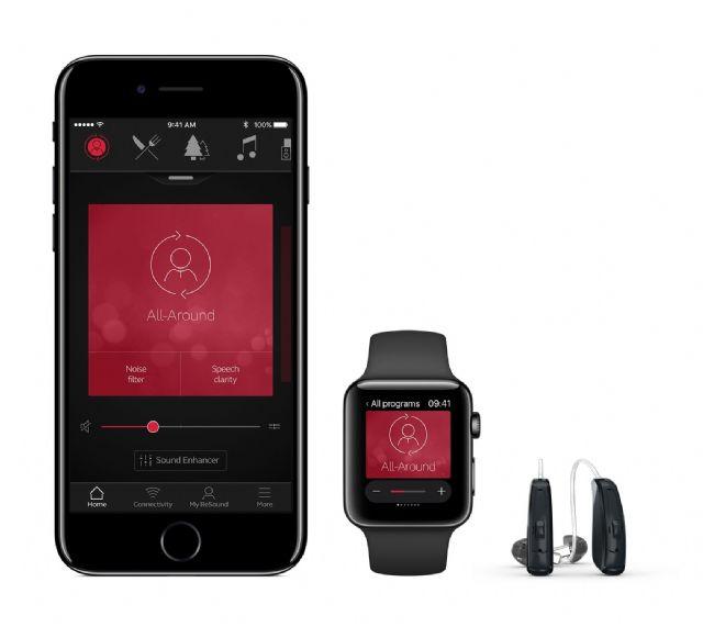 Tecnología de asistencia remota permite reajustar los audífonos, en cualquier lugar, en cualquier momento - 1, Foto 1
