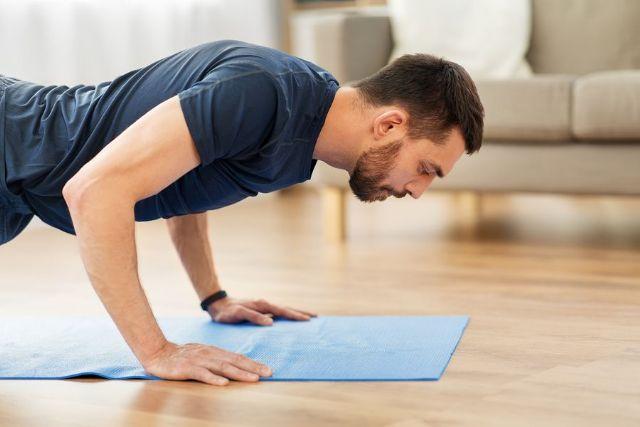 Cinco ejercicios para mantenerse saludable durante la cuarentena - 1, Foto 1