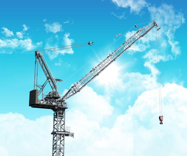 España se paraliza, pero empresas del sector de la construcción como Eurogruas, siguen con su actividad - 1, Foto 1