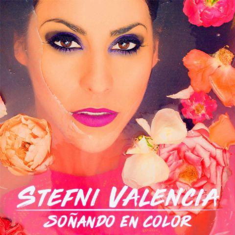 ´Soñando En Color´ nuevo álbum de la cantante y compositora latina de pop-rock Stefni Valencia - 1, Foto 1