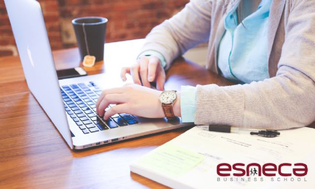 Las ventajas de estudiar online con Esneca Business School - 1, Foto 1