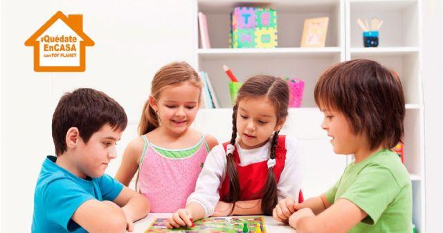 El sector del juguete apuesta por el online para apoyar el entretenimiento de las familias - 1, Foto 1