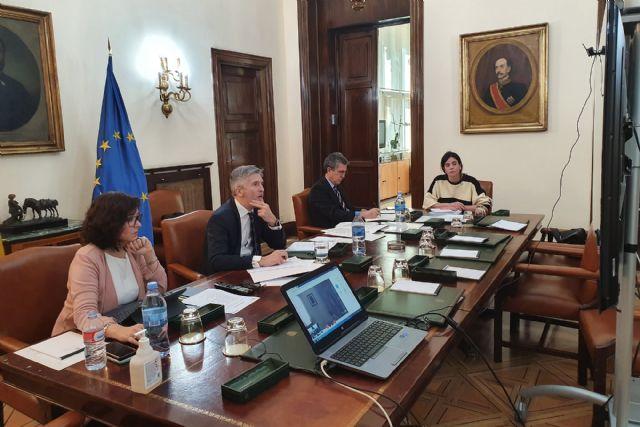 El ministro del Interior preside el Comité Estatal de Coordinación de Protección Civil para analizar el desarrollo de las medidas puestas en marcha contra el COVID-19 - 1, Foto 1