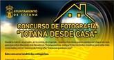 """Organizan el Concurso de Fotografía """"Totana desde casa"""""""