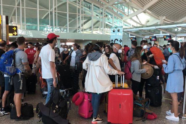 España facilita que casi 2.000 turistas españoles regresen gracias a la coordinación con otros países - 1, Foto 1