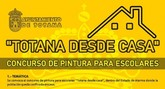 """Cultura organiza el Concurso de Pintura para Escolares dentro del programa """"Totana desde casa"""""""
