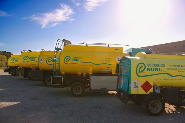 El Grupo Sabater Nuri suministrará el gasoil necesario para el Hospital de campaña de Sabadell - 1, Foto 1