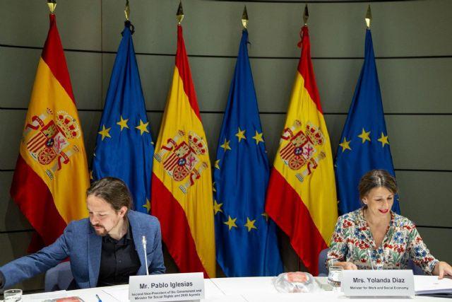 El comisario de Empleo de la UE destaca la firmeza de la respuesta social española frente a la crisis sanitaria de la Covid 19 - 1, Foto 1