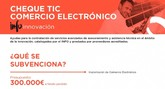 El Instituto de Fomento abre la convocatoria de ayudas dirigidas a pymes para la implantaci�n de proyectos de comercio electr�nico
