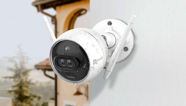 EZVIZ lanza la nueva cámara de seguridad C3X con inteligencia artificial - 1, Foto 1