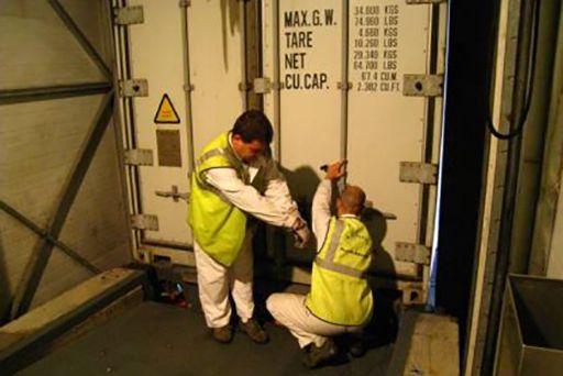 500 empleadas y empleados públicos de los Puestos de Inspección Fronterizos (PIF) vigilan y controlan las mercancías procedentes de terceros países - 1, Foto 1