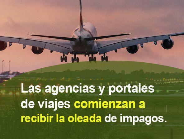 Las agencias y portales de viajes comienzan a recibir la oleada de impagados - 1, Foto 1