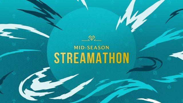 El equipo de esports global de League of Legends presenta el Mid-Season Streamathon - 1, Foto 1