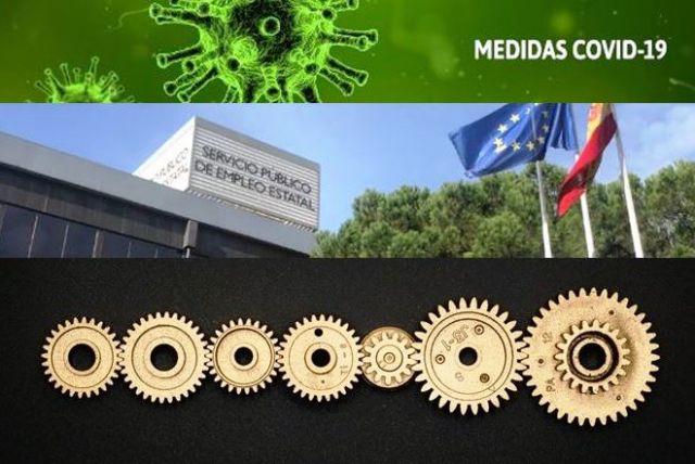 El Servicio Público de Empleo Estatal (SEPE) ha reconocido más del 98% de las prestaciones por ERTE desde el inicio de la crisis sanitaria - 1, Foto 1