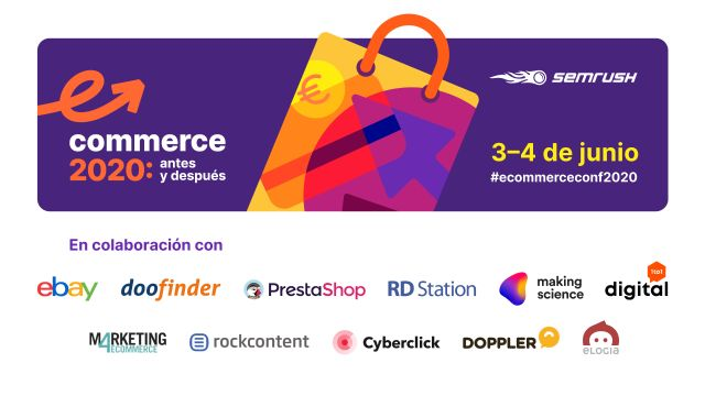 SEMrush Conferencia E-commerce 2020: antes y después - 1, Foto 1