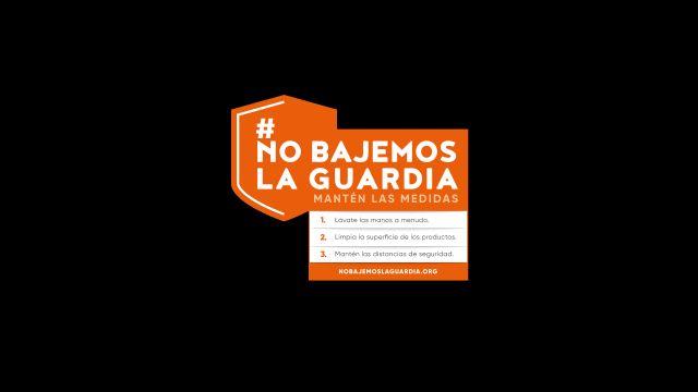 GAES y Maheso se suman a la campaña de responsabilidad social #NoBajemosLaGuardia - 1, Foto 1