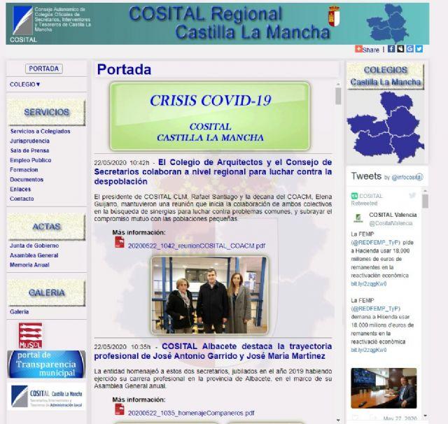 COSITAL Network informa a los ciudadanos sobre la actualidad normativa de la crisis del COVID19 - 1, Foto 1