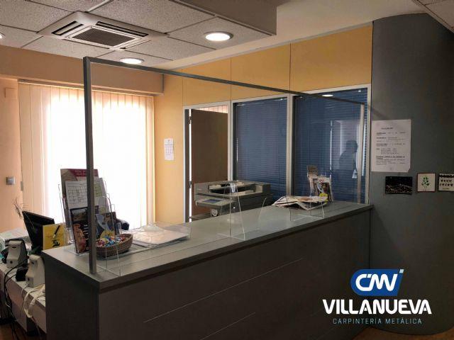 Aconsejan instalar mamparas anticontagios en los negocios - 1, Foto 1