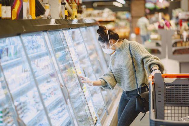 El 70% de los ciudadanos declara estar preocupado por el riesgo de contagio en el supermercado según ElCoCo - 1, Foto 1