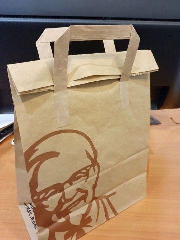 Restaurantes y bares apuestan por las bolsas de papel - 1, Foto 1